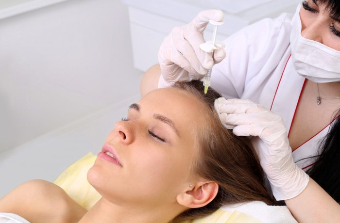 Traitement d'injection capillaire